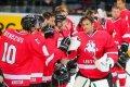 Lietuvas un Igaunijas hokeja izlases ar mainīgām sekmēm sāk pasaules čempionātu