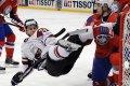 Latvijas hokejisti atkal gūst tikai vienus vārtus un zaudē Norvēģijai