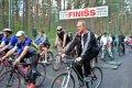 Jānis Lāčplēsis izmēģina Stropu aktīvās atpūtas trasi (foto)