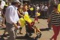 Latgales partijas programma darbībā: rūpes par bērniem (video)