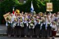 Izskanējuši XI Latvijas skolu jaunatnes dziesmu un deju svētki