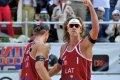 Samoilovs un Šmēdiņš nodrošina tikšanu Grand Slam posma izslēgšanas spēlēs
