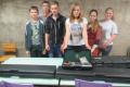 Viļakas novada Bērnu un jaunatnes sporta skolai jauns inventārs