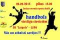 Sestdien Ludzā notiks handbola virslīgas spēle sievietēm