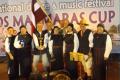 """""""Rekavas dzintars"""" kopā ar deju kopu """"Nebēda"""" festivālā """"Neos Marmaras Cup 2015"""""""