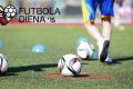 Futbola dienas labākais pasākums notika Krāslavā