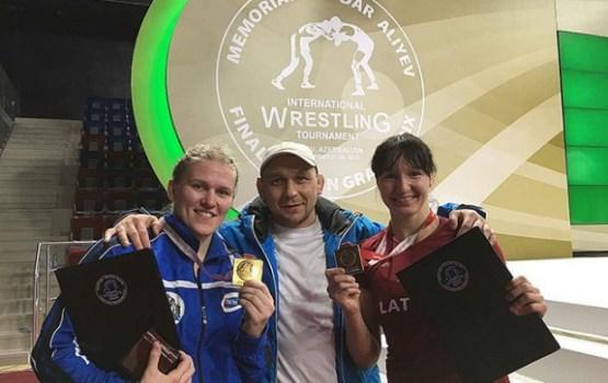 Grigorjeva iegūst 3. vietu prestižās sacensībās Azerbaidžānā