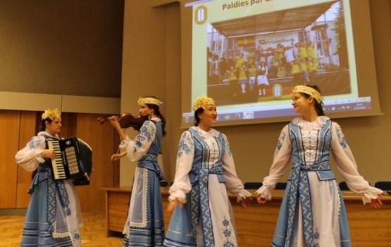 """Baltkrievu """"Praļeski"""" ieņēma trešo vietu konkursā Viļņā"""