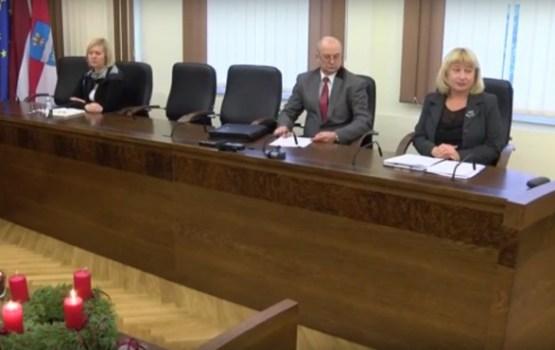 Preses konferencē informēja par Revīziju un audita nodaļas darbu