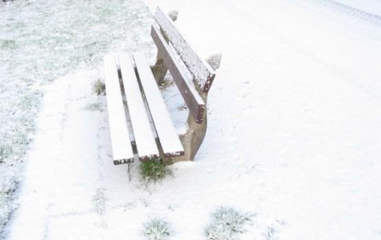 Aizvadītajā naktī Latgalē izveidojās līdz septiņiem centimetriem bieza sniega sega