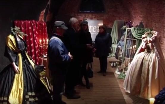 Modes salons Daugavpils cietoksnī atklāj jaunu ekspozīciju