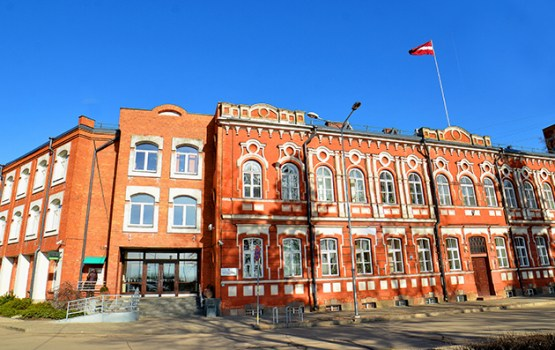 Skolēnus aicina iepazīties ar Daugavpils pašvaldības darbu