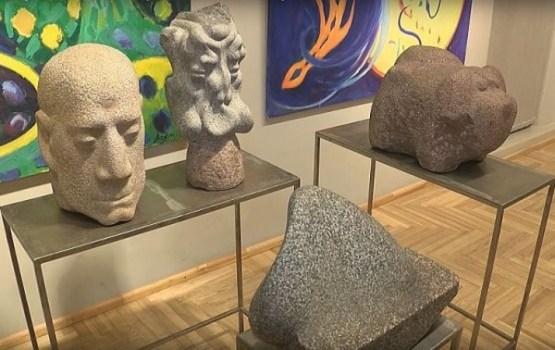 Daugavpils muzejs - Vladimira Ivanova radošā mantojuma glabātājs