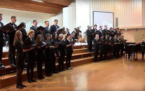 Mūzikas vidusskolā notika Ziemassvētku koncerts