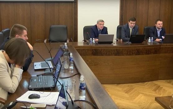 """Deputāti izskatīja jautājumu par deleģēšanas līguma slēgšanu ar SIA """"Daugavpils olimpiskais centrs"""""""