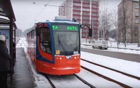 """""""Daugavpils satiksme"""" noslēdza tramvaju transporta infrastruktūras renovācijas projekta realizāciju"""