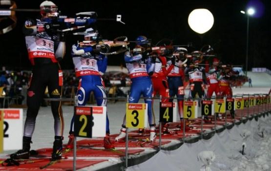 Oficiāli atcelts pēc gadu mijas plānotais Pasaules kausa posms biatlonā