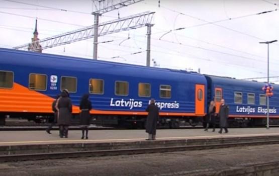 Sācis kursēt atjaunotais Latvijas Ekspresis sastāvs