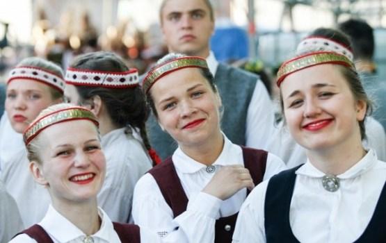 Starptautiskais tautas deju sadancis Daugavpilī