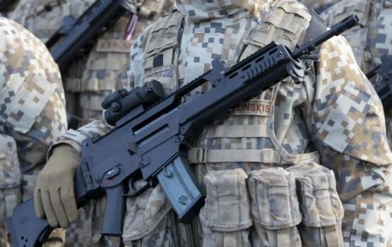 2016.gadā veltīs uzmanību armijas vienību kaujas spēju stiprināšanai