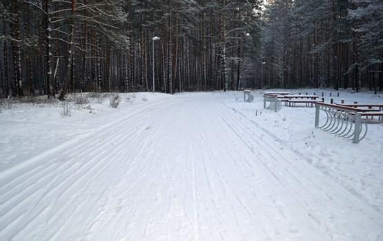 Aicina slēpot Stropu aktīvās atpūtas un sporta trasē
