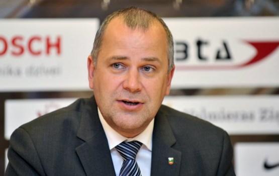 Vējonis premjera amatam uzrunājis Valmieras mēru Jāni Baiku