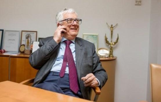 Raimonds Pauls atzīmē 80 gadu jubileju