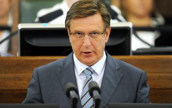 Prezidents premjera amatam nominē Māri Kučinski no ZZS