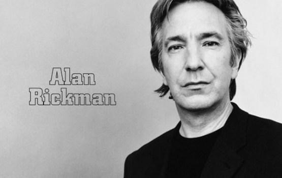 Miris britu aktieris Alans Rikmens