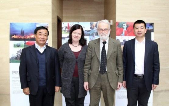 Pedvāle sāk jauno gadu ar vizīti Ķīnā