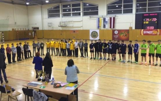 Ludza – starptautisks jauniešu handbola centrs