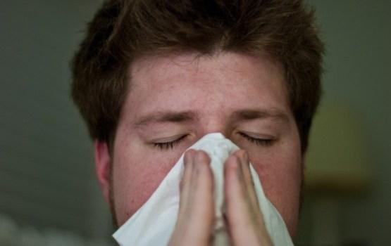 Saslimstība ar gripu sasniegusi epidēmijas līmeni