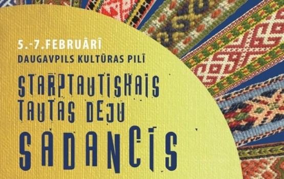 Daugavpilī norisināsies Starptautiskais tautas deju sadancis