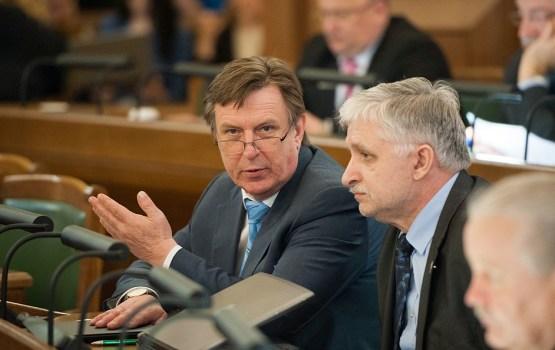 """Kučinskis par jauno valdību runās ar """"Vienotību"""" un NA"""