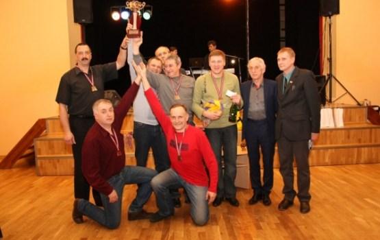 """Volejbola komanda """"Červonka"""" ieguva """"Sēlijas kausu 2016"""""""