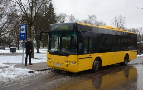 """SIA """"Jēkabpils autobusu parks"""" iegādājas 3 jaunus autobusus"""