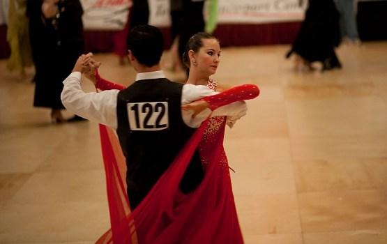 """Starptautiskas sporta deju sacensības """"Deju vilnis 2016"""""""