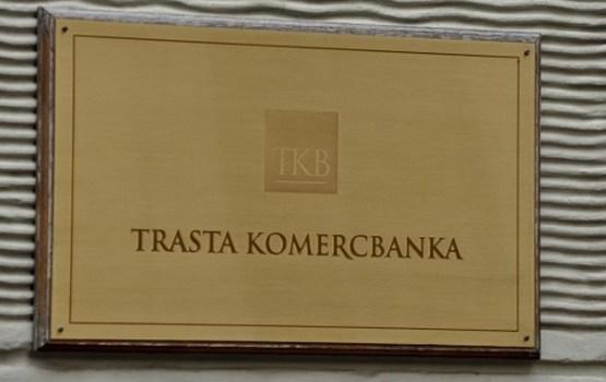 """Trasta komercbankai"" anulē licenci"