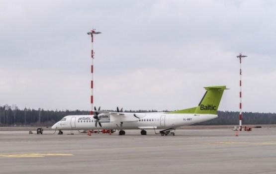 """""""airBaltic"""" atceļ avioreisus Briseles virzienā"""