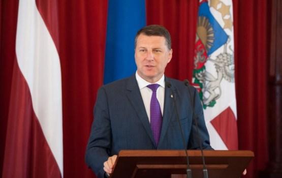 Vējonis 30.martā atsāks pildīt prezidenta pienākumus pilnā apmērā