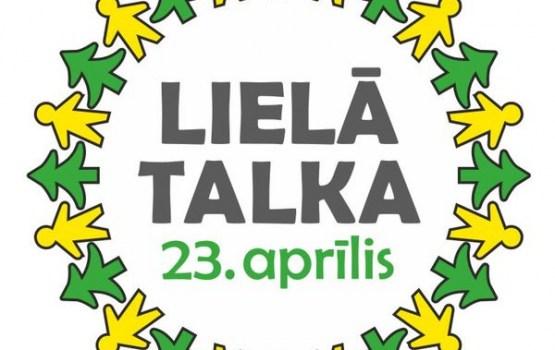 Lielā Talka 23. aprīlī