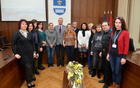 Daugavpilī pieredzē dalās pedagogi no 8 valstīm