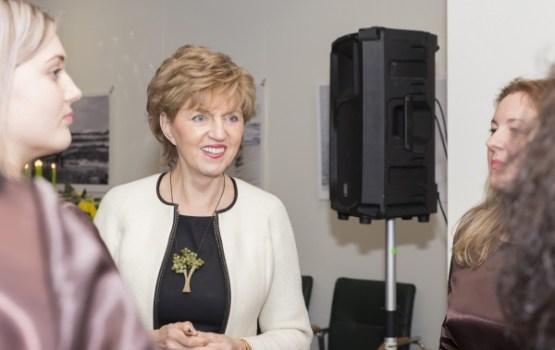 Latvija var izvairīties no papildu bēgļu uzņemšanas, pauž Vaidere