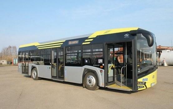 """AS """"Daugavpils satiksme"""" testē jaunu autobusu"""
