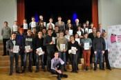 Pasniegtas Grand Prix balvas mūzikas vidusskolu kategorijā