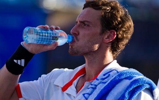 Gulbis pēc kritiena pasaules rangā zaudē Baltijas labākā tenisista titulu