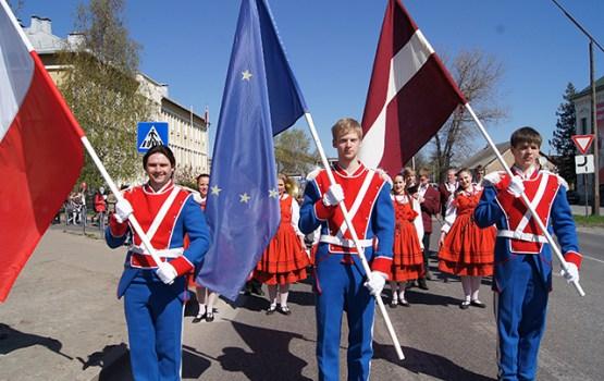 Maijā Daugavpilī norisināsies Poļu dienas