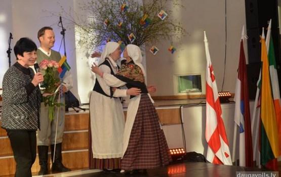 Daugavpilī ar vērienu izskanējis folkloras festivāls