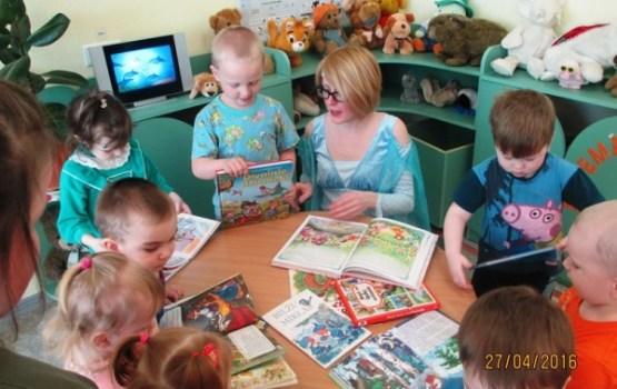 Laucesas bērni iepazina grāmatu pasauli