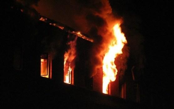Daugavpilī ugunsgrēkā gājis bojā vīrietis